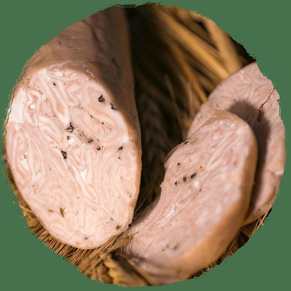 andouillette ficelle cochon des prés - andouilles biologiques